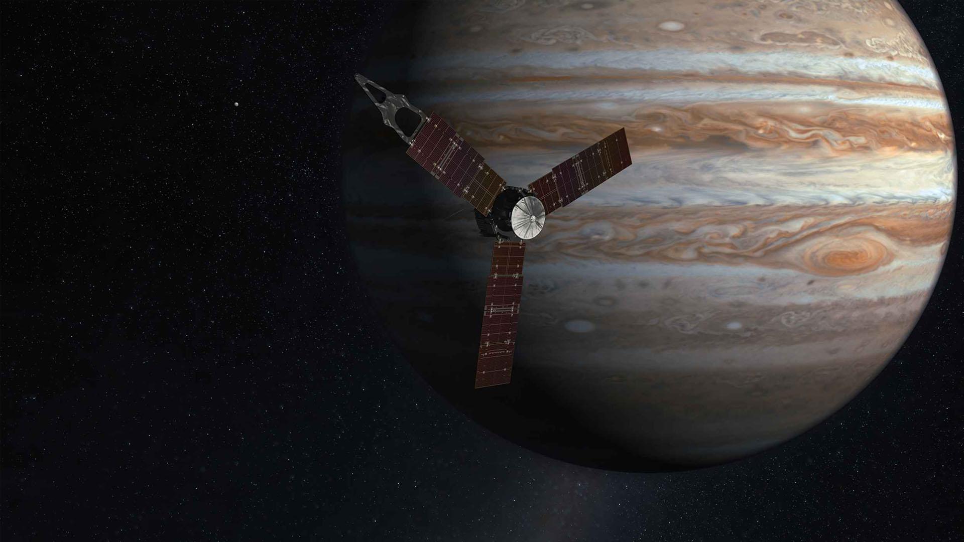 Mission Juno.